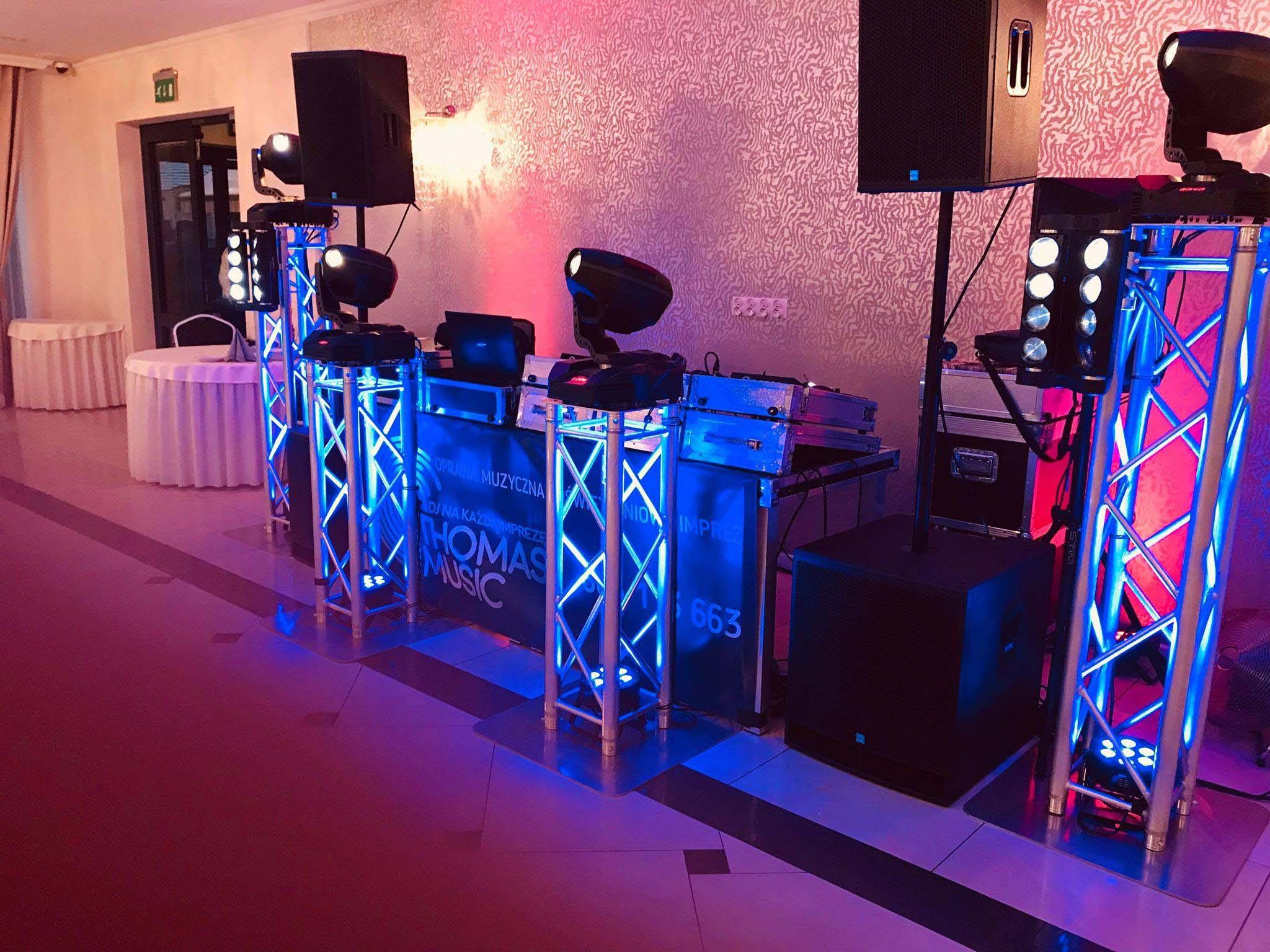 Thomas-Music, DJ Thoma-Music, wodzirej na urodziny, dj na urodziny