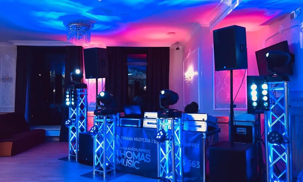 DJ Na Urodziny Hotel Jasek Występ Cheerleaders Wrocław