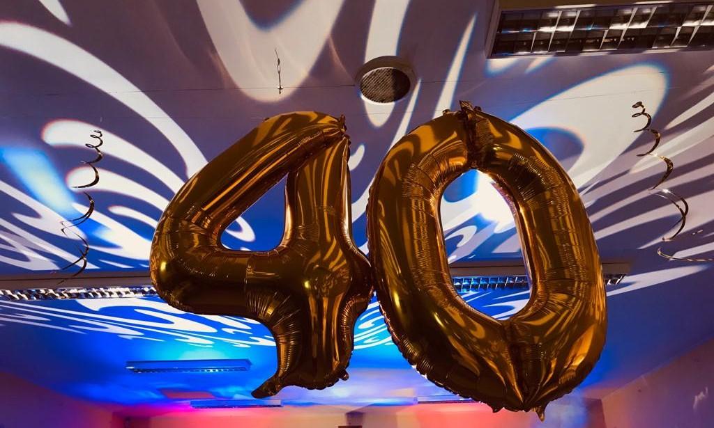 DJ Na 40 Urodziny Grzegorza I Anety, Niespodzianka Koncert Zespołu Gentleman's